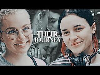 cris and joana | their journey, full story  (  -  )