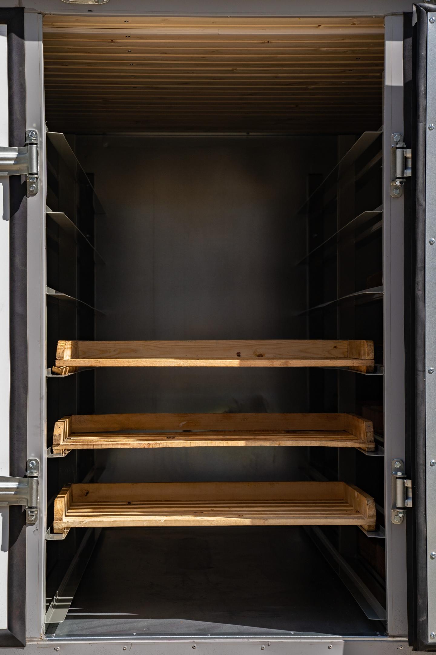 Новый хлебный фургон для Борового, изображение №10