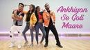 Ankhiyon Se Goli Marey |Aadil Khan Choreography |ft. Tejas dhoke,ishpreet dhang Krutika Solanki