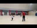 детский хоккей и баскетбол