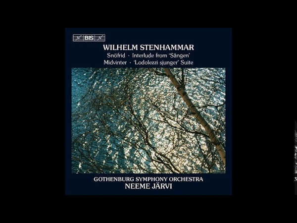 Wilhelm Stenhammar Lodolezzi sjunger Suite from incidental music to the play Op 39 1919