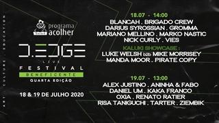 ALEX JUSTINO | D-EDGE LIVE FESTIVAL #4 - DAY 2 | July 2020