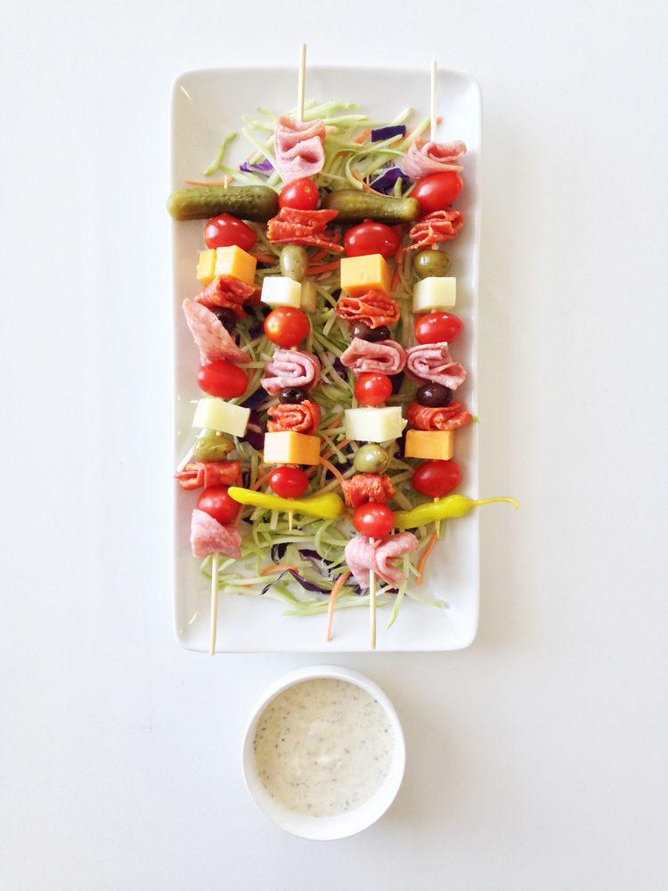 czn hVaUSH8 - Красивые (и вкусные) идеи для летней свадьбы