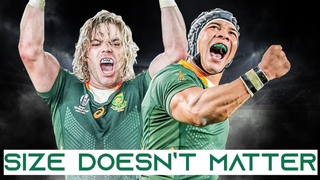 Size Doesn't Matter | Faf De Klerk & Cheslin Kolbe Rugby Tribute