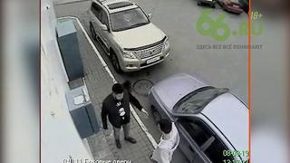 Следователь СКР не поделил подкачку колес с простым водителем. Угадайте, против кого возбудили дело