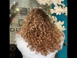 Парикмахерская для кудрявых Curly's