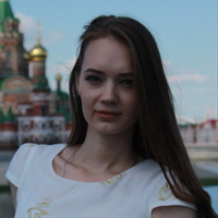 Фотография анкеты Настены Вавиловой ВКонтакте