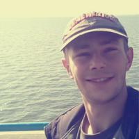 Фотография страницы Андрія Босака ВКонтакте