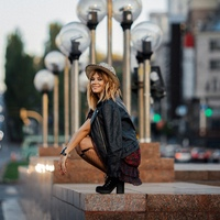 Фотография Екатерины Скуридиной