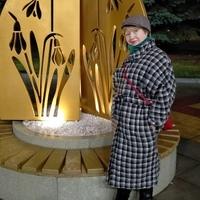 Фотография страницы Ангелины Голубевой ВКонтакте