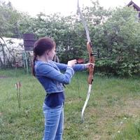 Фотография страницы Лены Анисимовой ВКонтакте