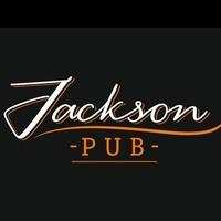 Логотип Jackson Pub / Иркутск / Джексон паб