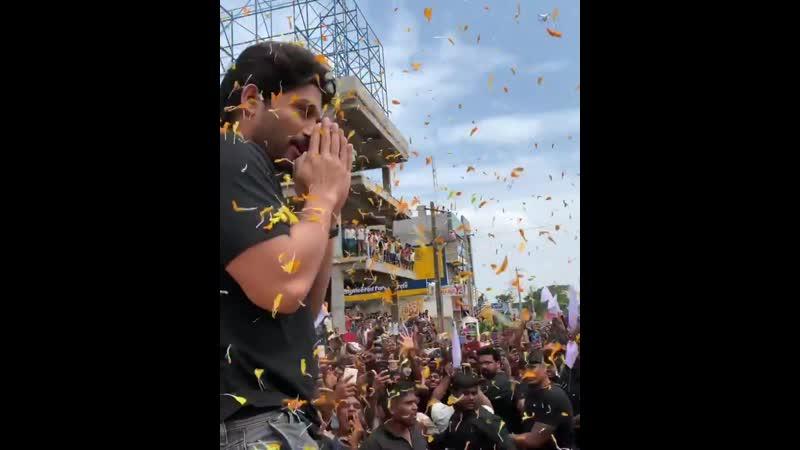 Аллу Арджун Храбрец из Вайкунтхи Ala Vaikunthapurramuloo Победитель Фестивала Санкранти.mp4
