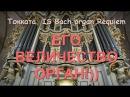 Потрясающая музыка И С Бах Орган Токката I S Bach Organ Requiem
