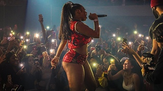 Megan Thee Stallion - Live Performance  NCCU Homecoming (FULL VIDEO) 11/07/19