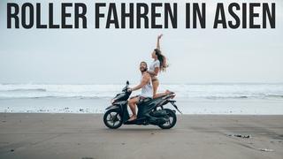 ROLLER FAHREN AUF REISEN - ALLES WAS DU WISSEN MUSST! Führerschein, Polizei & Co.