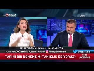 Kaan Sarıaydın'dan yeni müjdeler! Türk Yolu