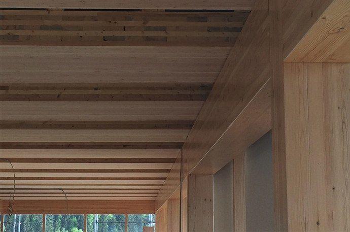 Реализация проекта продолжалась всего полтора года: строительство было начато весной прошлого года.