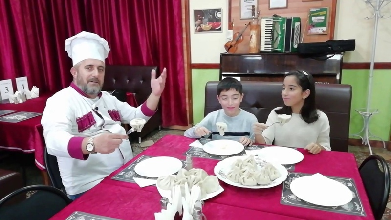 Как приготовить хинкали правильно Готовит Арменин