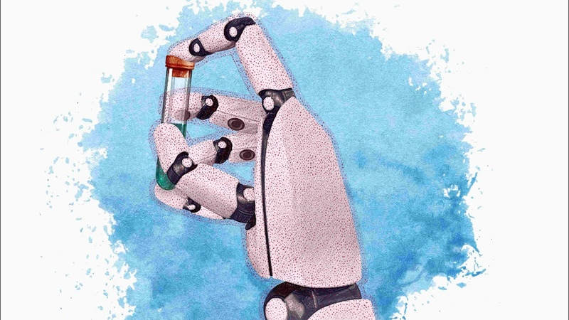 Allowing robots to feel