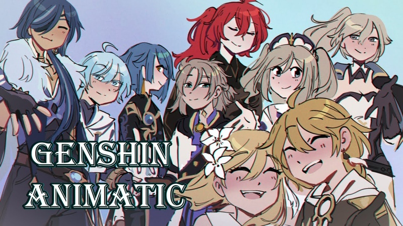Genshin Impact Blessed Messiah and the Tower of Ai
