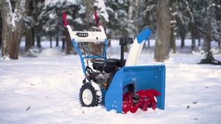 Снегоуборщик «НЕВА» KCM24D
