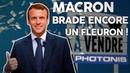 MACRON brade PHOTONIS aux Américains : HAUTE TRAHISON !