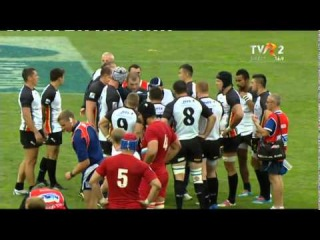 [FULL MATCH] IRB Nations Cup 2014 - Romania Vs Russia ()