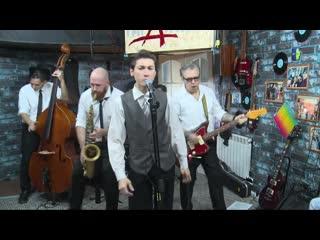 "The Sparks Boys - ""Рок-Гаражник"" (live garagestream)"