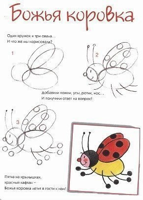 Рисуем с малышами