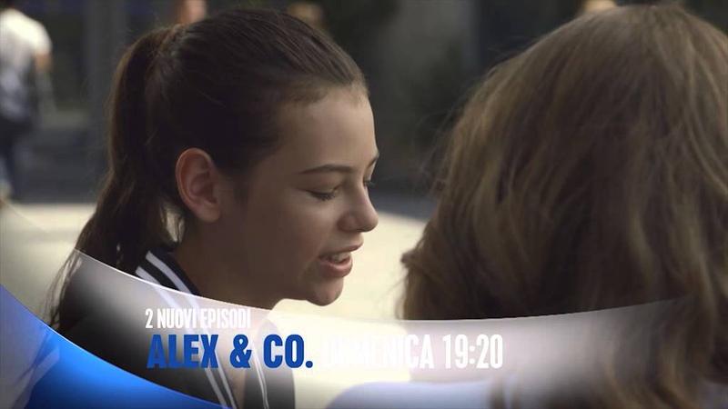 Alex Co Un'ospite speciale e i duri colpi I nuovi episodi su Disney Channel