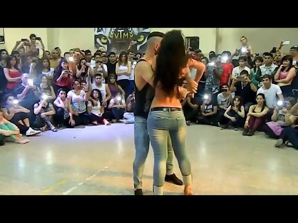 Танец Бачата в хорошем качестве Daniel y Desiree Bachata Dance Argentina 2015 HD
