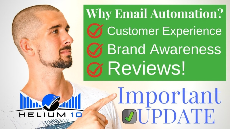 Helium 10 Follow Up Emails UPDATE Discount Coupon TUTORIAL