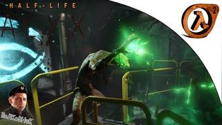 Half-Life Alyx   Полное прохождение   Отчаянный   Часть #2     Полковник