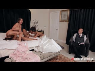 Demi Sutra, Desiree Dulce, Scarlit Scandal - What Friends Are For. Episode 6 [Lesbian]