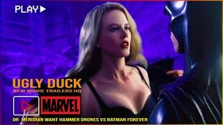 Доктор Меридиан вместе с дронами против Бэтмена навсегда [2021] Новые трейлеры фильмов в HD