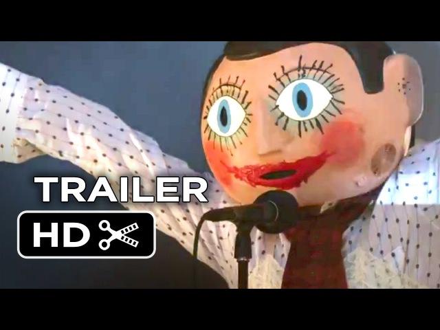 Frank Official Trailer 1 2014 Michael Fassbender Maggie Gyllenhaal Movie HD