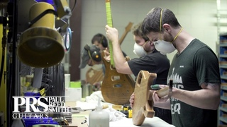 PRS Guitars USA Factory Tour: Stevensville, Maryland