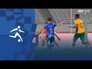 Олимпиада-2020. Япония — ЮАР 1:0. Обзор матча, гол и лучшие моменты