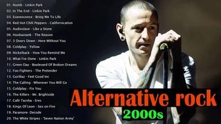 Alternative Rock Of The 2000s 2000 2009 Metallica , Cranberries, Creed, 3 Doors Down, Nirvana