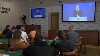 Студенческие туры по-путински и  бюджетных мест