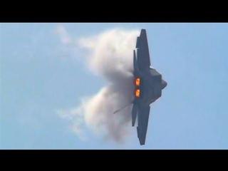 F 22 Raptor терпить крушения