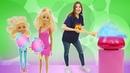 Барби обратилась за помощью - пропала Челси! Тойклаб - ищем игрушки по подсказкам! Видео для девочек