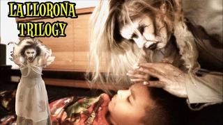LA LLORONA TRILOGY | 3 SHORT MOVIES OF LA LLORONA | THE WEEPING WOMAN | D&D SQUAD BATTLES