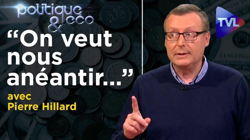 Covid 19 l'étincelle avant le Grand Reset Pierre Hillard Politique Eco n°271 TVL