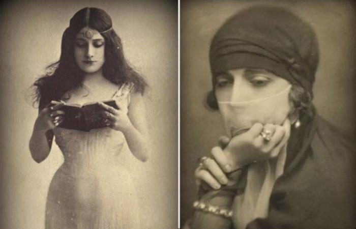 От куртизанки до египетской принцессы и преступницы: Сильная женщина Маргерит Алиберт, изображение №4