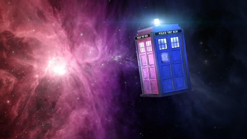 доктор кто на подрубе