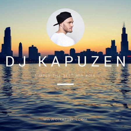 DJ KAPUZEN SIMPLY THE BEST MIX 16