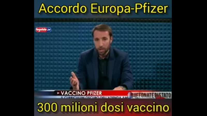 In arrivo il vaccino, ecco il curriculum controverso di chi lo produce.🤚🏻🖤