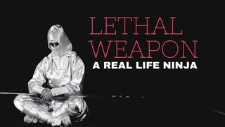 Lethal Weapon - Chloe Bruce the real life ninja